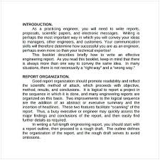 Enginering Report Template Cycling Studio