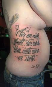 Christian Quotes For Tattoos Best of Lovely Bible Verses Tattoos For Men CreativeFan Bible Quotes
