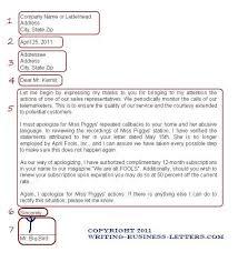 business letter format proper letter format spacing