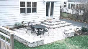 concrete patio ideas for small backyards about inexpensive on a budget do it yourself with pergola
