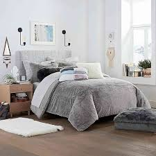 ugg polar faux fur 3 piece duvet cover