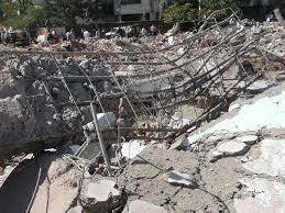 A strong earthquake shook croatia and its capital sunday, causing widespread damage and panic. Home Concrete Buildings Damaged In Earthquakes