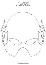 Selezionato Maschera Di Hulk Da Colorare Disegni Da Colorare