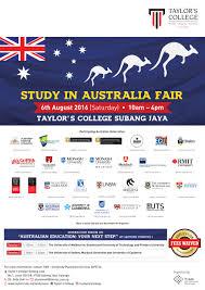 Study in Australia Fair