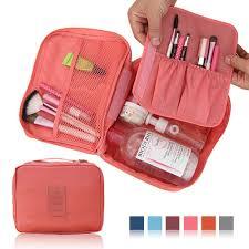 korea waterproof cosmetic bag pouch travel bag pouch makeup bag pouch