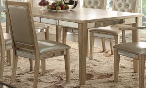 Acme Furniture Voeville Antique Gold Dining Table Reviews