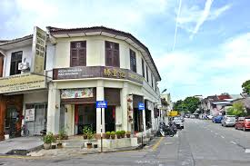 Light Street Cafe Penang Penang Foochow Lunch At Cowboy Street Cafe Asia Pacific