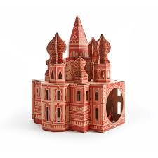 Cardboard House For Cats Kremlin Poopy Cat