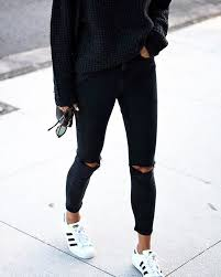 adidas shoes 2016 for girls tumblr. all black + adidas superstars shoes 2016 for girls tumblr