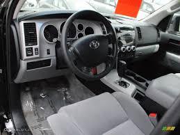 Graphite Interior 2008 Toyota Sequoia SR5 Photo #47718380 ...