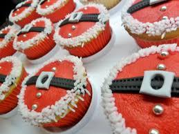 creative christmas cupcakes. Perfect Christmas Santau0027s Belt Cupcakes Throughout Creative Christmas C