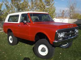 1971 Chevrolet K5 Blazer 4x4 | Like | Pinterest | k5 Blazer, 4x4 ...