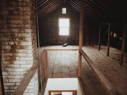 Attic drawing Layout Upstairs Getty Images Upstairs Attic Attic With Sloped Ceilings Garage Bathroom Ideas