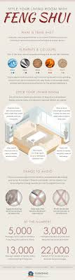 infographic feng shui. How To Do Feng Shui Infographic - For The Living Room H