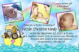 Photo Christening Invitations Photo Baptism Invitations Photo
