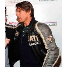 tom cruise ducati meccanica leather jacket tom cruise ducati meccanica leather jacket