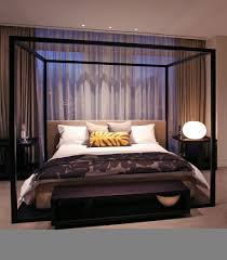 Contemporary Canopy Bed Frames — Ccrcroselawn Design : What's Your ...