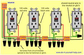 gfci circuit diagram gfci breaker wiring diagram wiring diagrams Gfi Wiring Diagrams wiring diagrams for ground fault circuit interrupter receptacles gfci circuit diagram gfci outlet wiring diagram wiring gfci wiring diagrams
