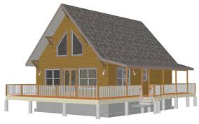 Rustic Lakefront House Plans  Homes ZoneLake Front Home Plans