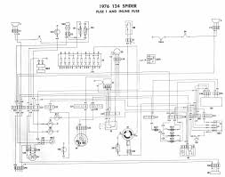 fiat spider wiring diagrams diagram 4 fuse a circuit wipers diagram 5 lights
