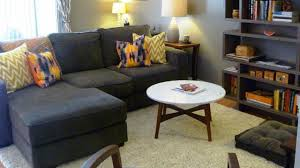 Small Living Room Furniture Arrangements Furniture Arranging For Small Living Rooms Youtube