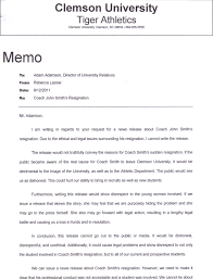 Persuasive Memo Examples 7 Best Images Of Writing A Memo Proposal Professional Business