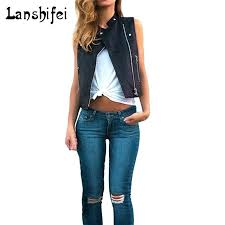 womens leather vest with braid and lace sides vests product description motorcycle