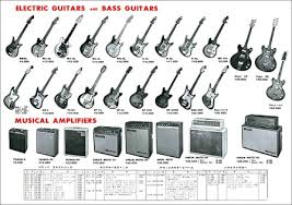 rex and the bass 2012 from 1948 to 1964 the company built spanish guitars and played it safe on the electric side by copying guitar and bass designs from gibson fender