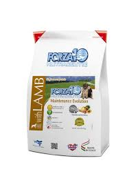 <b>Forza10</b> Nutraceutic <b>Maintenance</b> Evolution Lamb Dry <b>Dog</b> Food, 18 ...