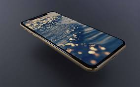 Gold Iphone Xs Max Wallpaper Hd