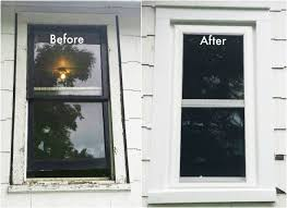 window replacement before and after.  Before AHTWisconsinWindowsBeforeAfter4 With Window Replacement Before And After F
