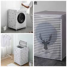 Áo Trùm Máy Giặt Cửa Trước Cửa Ngang Vải Dù Siêu Bền Chống Mưa Nắng Nóng Từ  7kg đến 14kg chính hãng 56,000đ