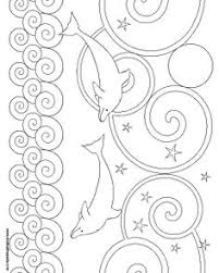 Small Picture Free Printable Dolphin Coloring Pages Free printables Free