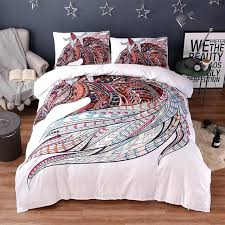 duvet cover queen horse print bedding sets queen size mandala duvet cover pillowcase blue toile duvet cover queen