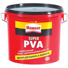 Купить <b>клей</b> для дерева <b>Момент Столяр Super</b> PVA 3кг 600306 в ...
