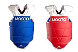 Mooto Chest Guard Reversible