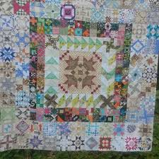 70 best 365 quilt challenge images on Pinterest | Sampler quilts ... & #365quiltchallenge2016 here is my topper up to date with all the light  blocks added. 365 Day ChallengeMedallion QuiltSampler ... Adamdwight.com