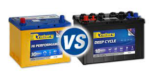 Check spelling or type a new query. Deep Cycle Batteries Century Batteries Batteries For Caravans 4x4s Boats Golf Carts Dual Battery Systems And More