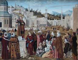 musée du louvre aile denon 1er étage italian french painting 13th 16th centuries supernaut