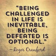 Roger Crawford | Rare quote, Author quotes, Leadership quotes