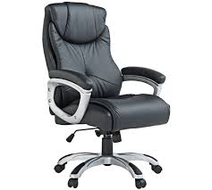 office chair pictures. X-Rocker Executive Height Adjustable Office Chair - Black Pictures I