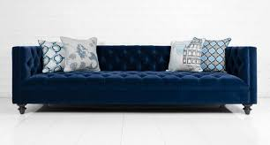 tufted furniture trend. Delighful Trend Stunning Ava Velvet Tufted Sleeper Sofa Charming Home Design Trend 2017  With Navy Ar To Furniture F