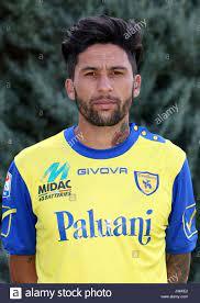"""Italian League Serie A -2016-2017 / ( AC Chievo Verona ) - Lucas Nahuel  Castro """" Lucas Castro Stock Photo - Alamy"""