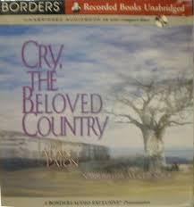 cry the beloved country unknown author audio cd  cry the beloved country unknown author audio cd 1402574622 book reviews