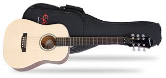travel size guitar the epiphone expedition acoustic a travel size guitar that packs big
