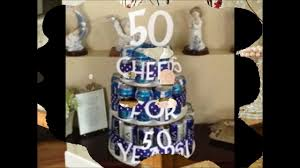50th Birthday Party Ideas For Dad Decorations A Man Food Mom Men