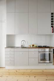 Light Wood Kitchen Design Fascinating Grey And Plastic Kitchen Corrugated Walls