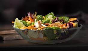 and the 1 best mcdonald s salad is southwest grilled en salad