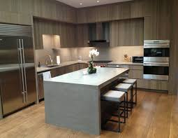 Full Size of Kitchen:kitchens With Concrete Countertops Countertops Faux  Concrete Kitchen Polished Cement Cost ...