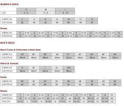 Salvatore Ferragamo Size Chart Salvatore Ferragamo Size Guide